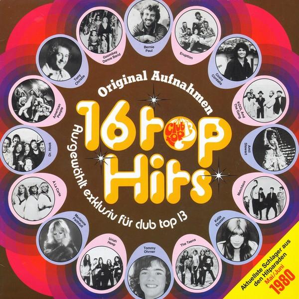 VA  - 16 Top Hits ( May-June- 1980)